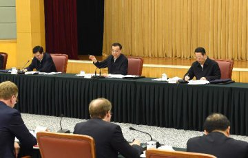 Premier Li stresses innovation in Chinas 13th five-year plan