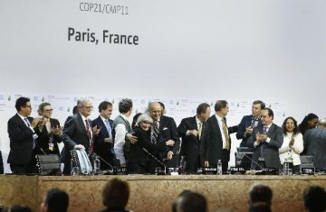 Historic climate pact adopted at COP21, China vows to take obligations