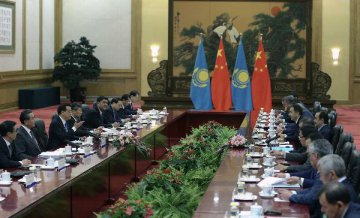 China, Kazakhstan earmark fund for industrial cooperation