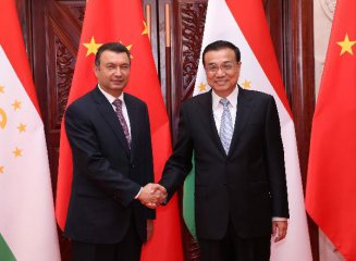 China pledges more mutually beneficial cooperation with Tajikistan
