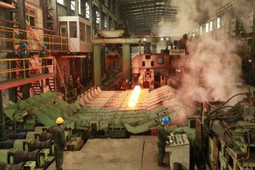 Steel production expected to generally decline in long period, association