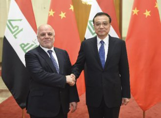 China Focus: China, Iraq sign memo to promote energy partnership