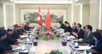 China, Nepal agree on wider cooperation