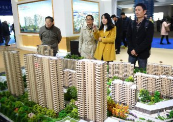 Beijing home sales area up 14.2 pct pct yr in Jan.-Nov. to 13.407 mln sq m