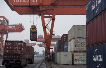 China Nov. trade surplus at USD35.8 bln under balance of payments, SAFE