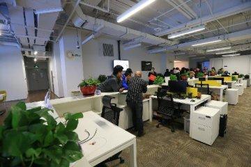 Beijing tech startup street still full of ideas, passion