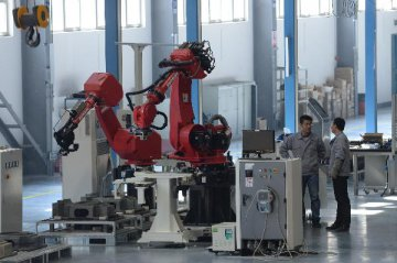 Chinas Sichuan to formulate 2016-2020 plan for intelligent manufacturing