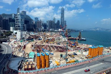 HK to keep property cooling measures: HK chief executive