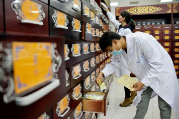 Traditional Chinese medicine hospitals growing