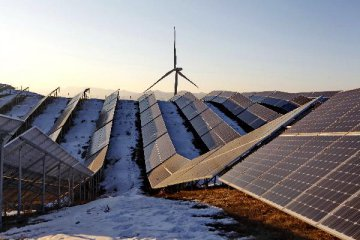 NEA solicits opinions on regulating management of PV power project