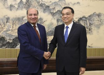 China, EBRD vow to build strong partnership