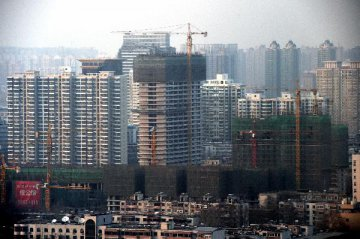 China 2015 property investment slows