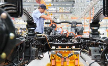 Chinas industrial output growth slows