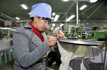 Xinjiang to boost textile workforce over next five years