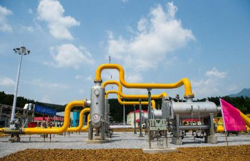 China Focus: China natural gas consumption growth to rally in 2016
