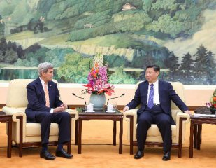 China, U.S. should jointly promote solutions to more global issues: Xi