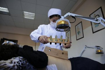 China to boost traditional Chinese medicine