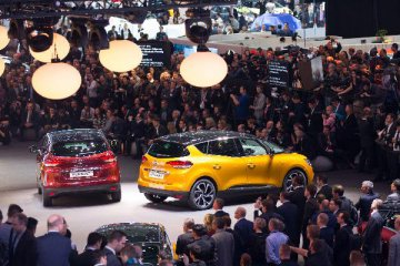 More Chinese exhibitors expected at Swiss motor show in the future