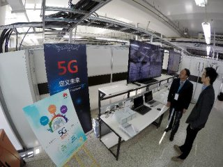 China takes lead in 5G technology expected to start commercial use in H2