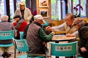 China wants stronger financial support for elder care