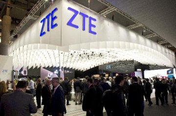 U.S. grants ZTE temporary export license through June 30