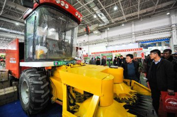 Chinas machinery industry expected to see mild growth in 2016