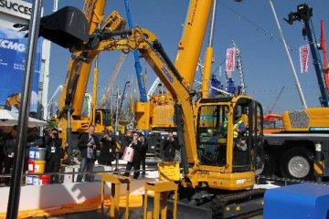Chinas machinery industry showcased at Munich intl trade fair