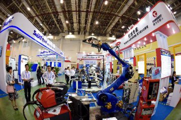 China to triple industrial robot production by 2020