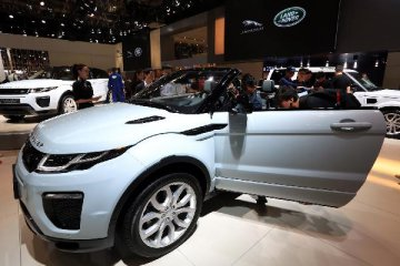 Interview: Jaguar Land Rover CEO has a lot of trust in Chinas economy