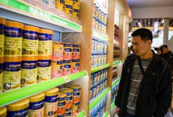 Chinas food safety work to target baby formula