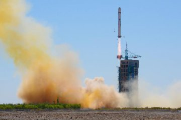 China launches Yaogan-30 remote sensing satellite