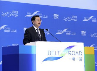 Belt and Road Initiative about win-win cooperation: top legislator