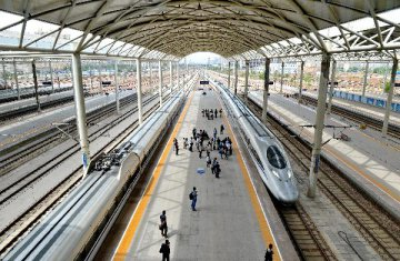 Jiangxi to speed up to construct interconnection channels for Belt and Road