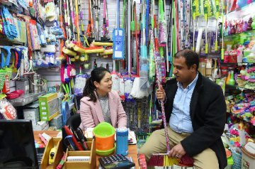 Wholesale market in east China eyes tourism commodities