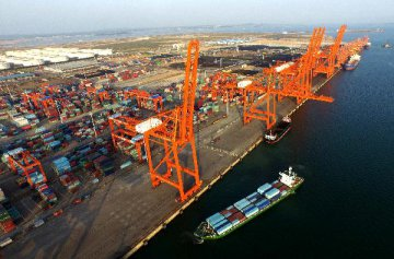 B R, new engine driving Chinese foreign trade businesses transformation