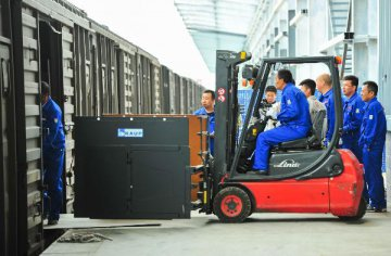 Chinas logistics activity stable in May