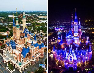 Shanghai Disneyland to open this week, industry chain likely to boom again