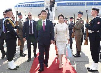 Xi kicks off state visit to Poland,seek Belt and Road gateway into Europe
