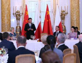 Xi urges China, Poland to set up paradigm of Belt and Road cooperation