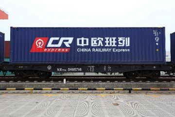 Chinas trade with Belt Road countries surpasses 1 trillion USD in 2015