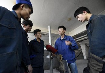 China has more than 1,300 vocational colleges