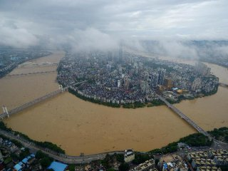 China earmarks disaster relief funds