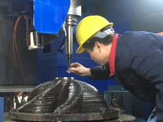 Chinese scientists develop new metal 3D printing technology