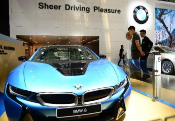BMW Group reports record sales volume in Q2