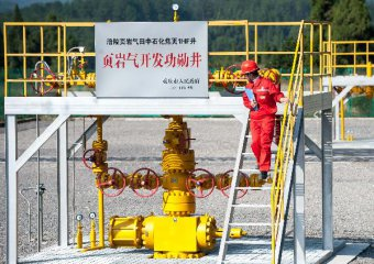 China to become worlds 2nd largest shale gas producer by 2040: EIA