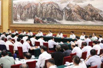 Xi calls for advancing Belt and Road Initiative
