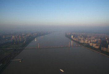 China Hangzhou G20 city view