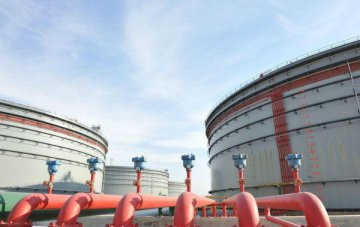 Chinas crude oil output fell 5.1 pct