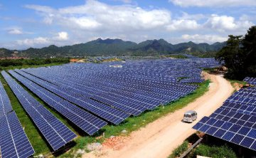 Mined-out Chinese coal capital bets on photovoltaic industry