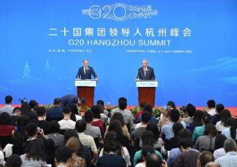 Hangzhou summit offers opportunity to reinvigorate world economy:EU leaders